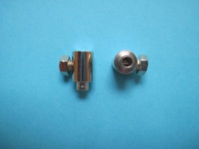 BLIND CABLE-WIRE- CORD- BARREL CLAMPS X2